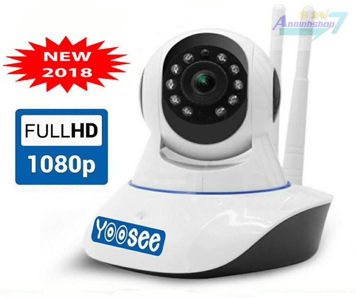 Lắp camera wifi chính hãng giá rẻ tại Hà Nội camera yoosee