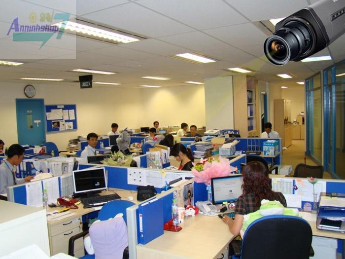 lắp đặt camera văn phòng trọn gói