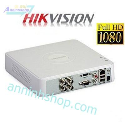 cung cấp Đầu ghi HD-TVI HIKVISION DS-7104HQHI-K1