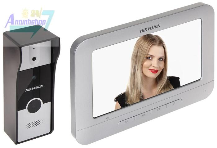 Chuyên cung cấp Chuông cửa màn hình hikvision DS-KIS202