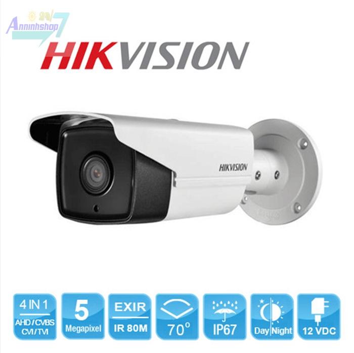 Camera hikvision DS-2CE16H0T-IT5(F) 5Megapixel