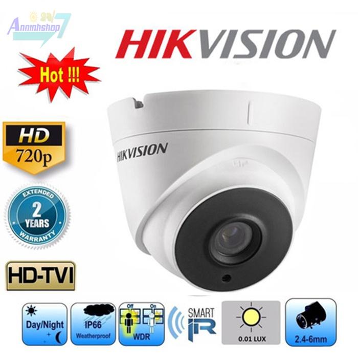 Camera hikvision DS-2CE56C0T-IT3 1Megapixel