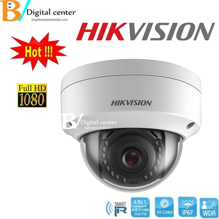 Camera ip Hikvision HK-2CE19D8T-PRO 2Megapixel
