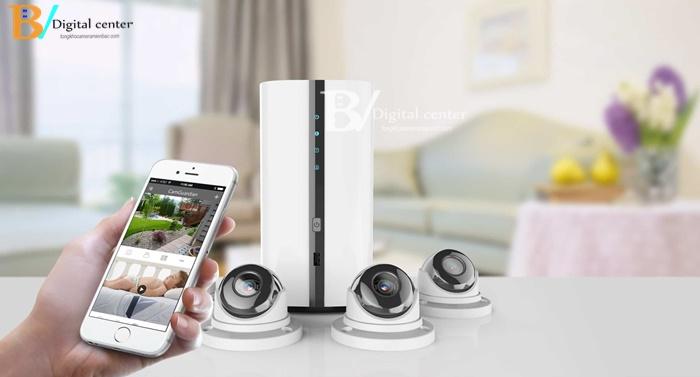 Camera wifi có khả năng quan sát và đảm bảo an ninh, an toàn hiệu quả