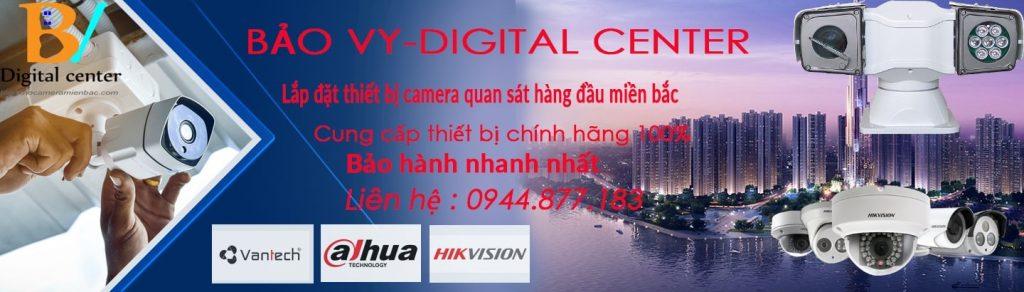 Dịch vụ lắp đặt camera wifi giá rẻ hàng đầu chỉ có tại Bảo Vy Digital Center