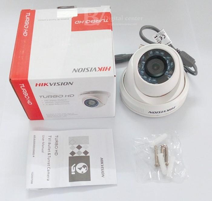 Camera HD-TVI HIKVISION DS-2CE56D0T-IRP 2.0 Megapixel
