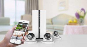 Lắp đặt camera wifi giá rẻ chống trộm uy tín – Bảo Vy Digital Center