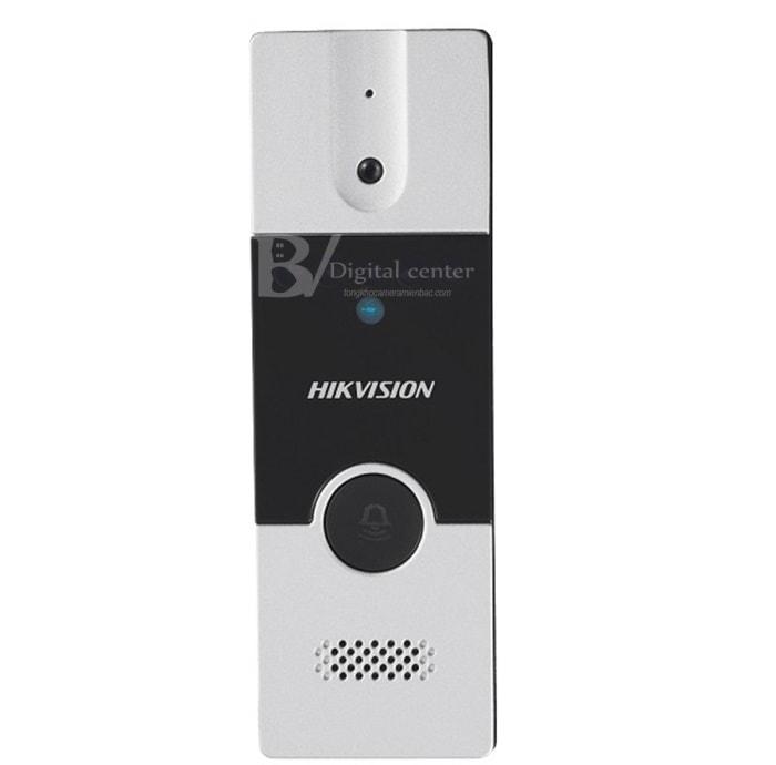 Nút nhấn cửa HIKVISION DS-KB2411-IM cho chuông cửa màn hình