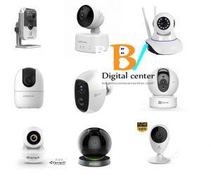 lựa chọn giai pháp camera wifi trong nhà