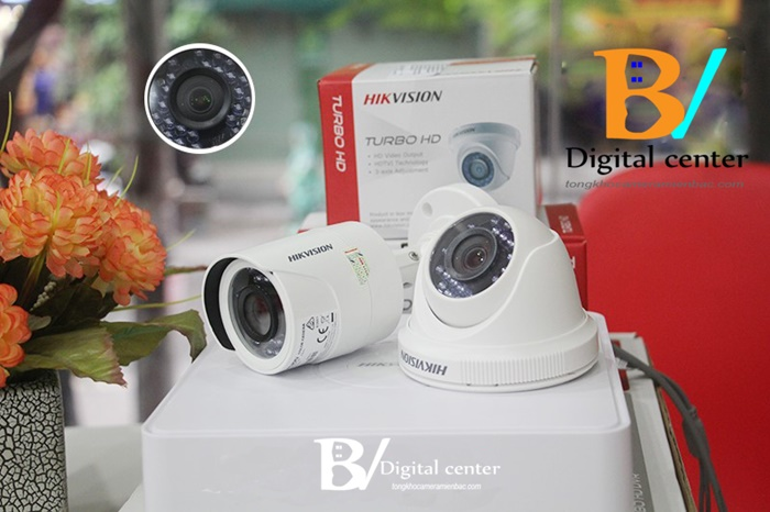 Báo giá trọn bộ Camera quan sát Hikvision