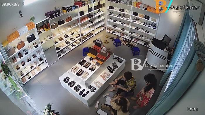 Lắp đặt camera quan sát có thể hạn chế các hành vi trộm cắp, phạm tội