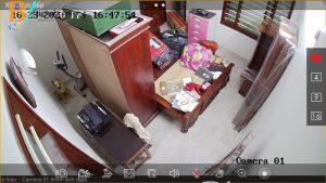 Trọn bộ camera hikvision full HD 1080P thu được khi lắp đặt