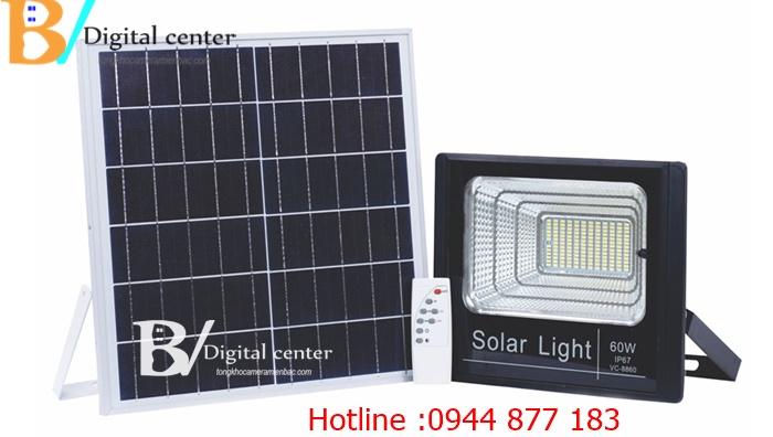 Đèn năng lượng mặt trời 60w hãng solar