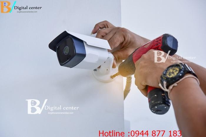 Lắp đặt camera quan sát tại Kiến An Hải Phòng giá rẻ